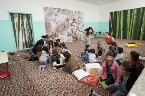 Проект Люлин / детска градина