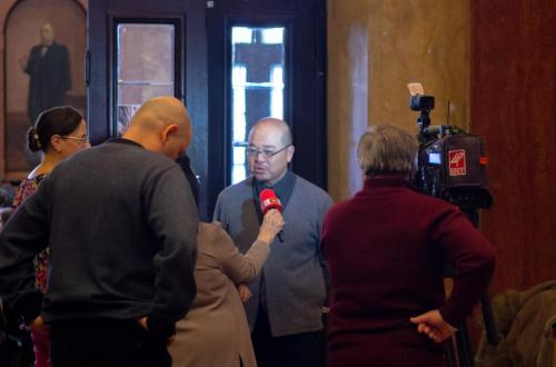 BG National Television Interview prof. Ito