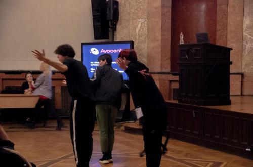 Dancing NMS