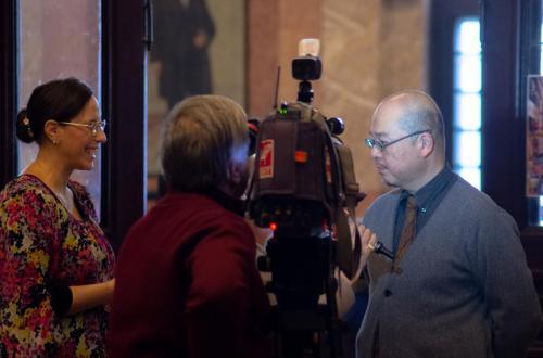 Interview Nnational BG Television prof. Ito