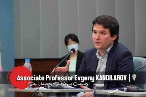 ass.prof. Evgeny Kandilarov