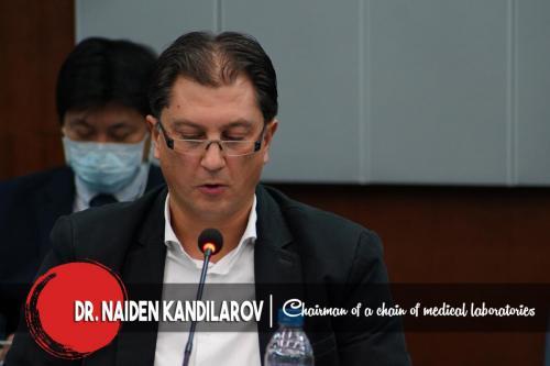 dr. Kandilarov
